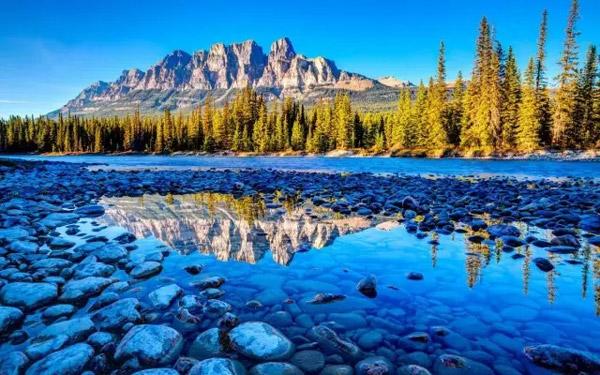 2017加拿大46个国家公园即将全年免费开放
